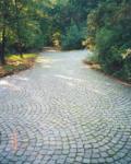 Natursteinweg